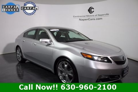 Certified Used Acura TL SH-AWD with Advance Package