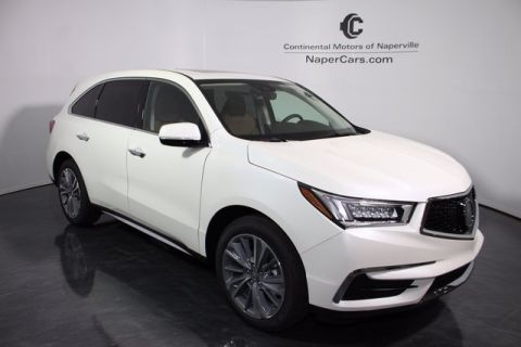Used Acura MDX w/Technology Package