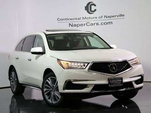 New Acura MDX SH-AWD with Technology and Entertainment Packages