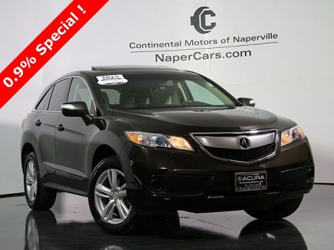Certified Used Acura RDX AWD