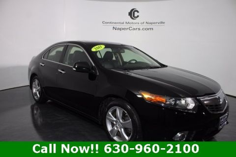 Used Acura TSX Technology