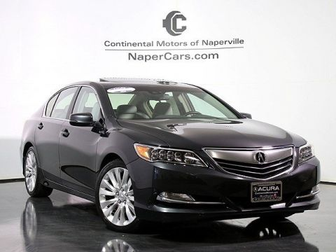 Certified Used Acura RLX with Technology Package