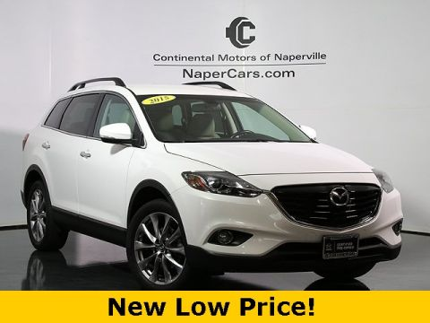 Used Mazda CX-9 Grand Touring