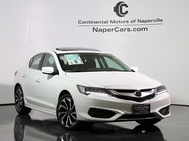 New 2018 Acura ILX Special Edition 4D Sedan in Naperville 1J342  Continental Acura of Naperville