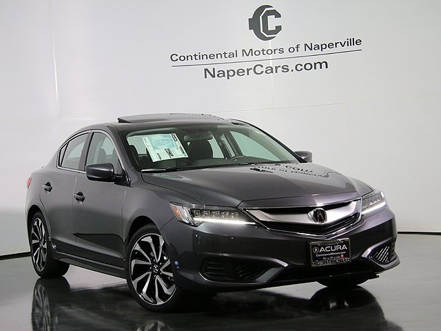 New Acura ILX Special Edition D Sedan In Naperville J - Acura ilx 2018 black