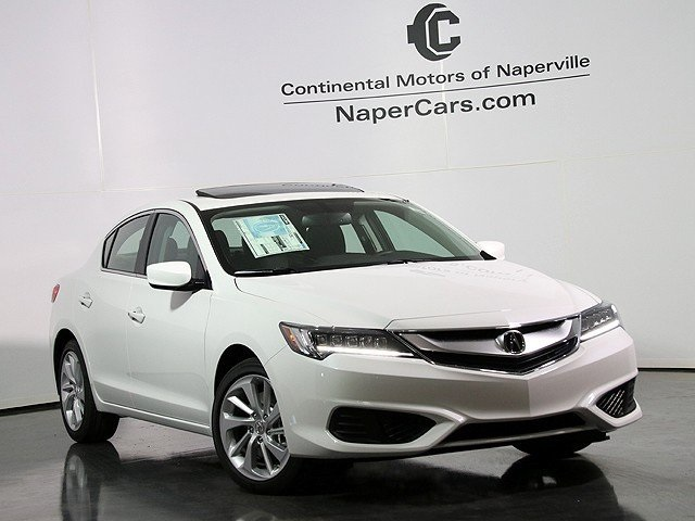 New Acura ILX With Premium Package D Sedan In Naperville - Acura ilx 2018 black