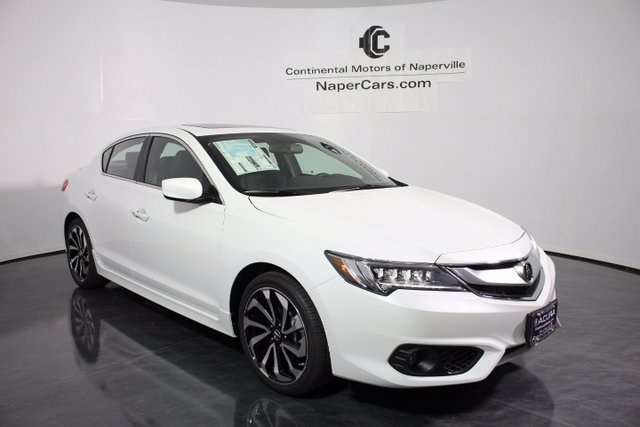 new 2017 acura ilx with premium and a spec package 4d sedan in naperville h368 continental. Black Bedroom Furniture Sets. Home Design Ideas