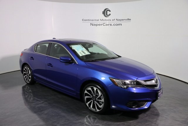 new 2017 acura ilx with premium and a spec package 4d sedan in naperville h536 continental. Black Bedroom Furniture Sets. Home Design Ideas
