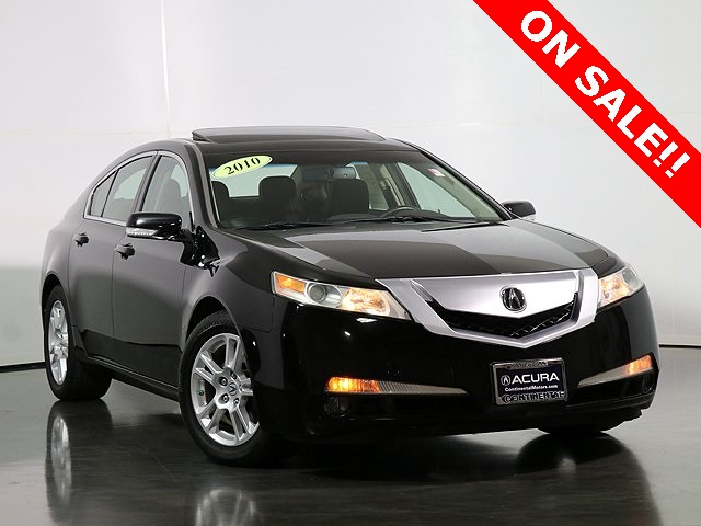 Acura Tl For Sale >> Pre Owned 2010 Acura Tl Fwd 4d Sedan