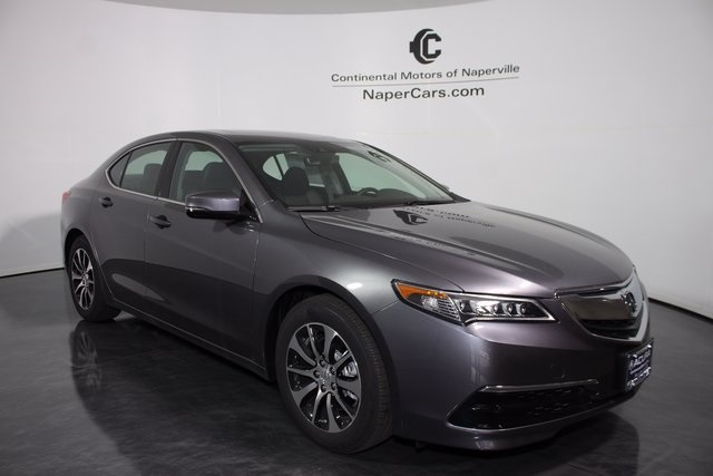 new 2017 acura tlx 2 4 8 dct p aws with technology package 4d sedan in naperville h715. Black Bedroom Furniture Sets. Home Design Ideas