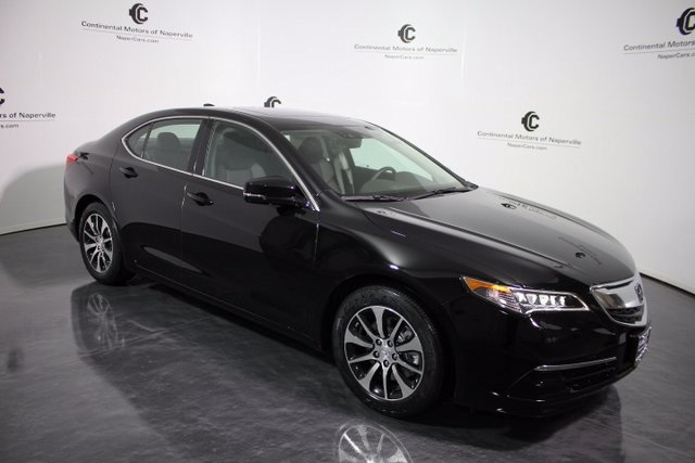 new 2017 acura tlx 2 4 8 dct p aws with technology package 4d sedan in naperville h360. Black Bedroom Furniture Sets. Home Design Ideas