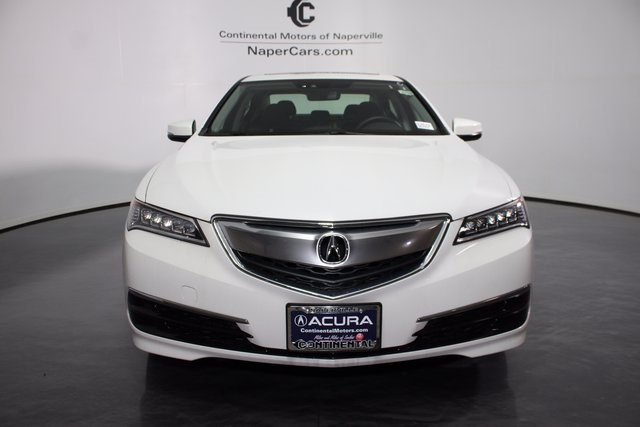new 2017 acura tlx 3 5 v 6 9 at p aws with technology package 4d sedan in naperville h769. Black Bedroom Furniture Sets. Home Design Ideas