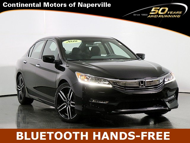 Pre Owned 2016 Honda Accord
