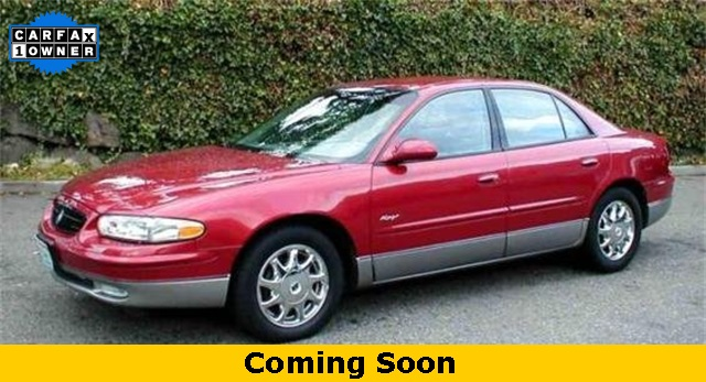 Pre-Owned 2000 Buick Regal GS