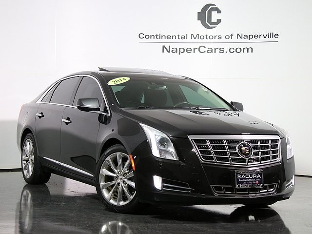 Pre-Owned 2014 Cadillac XTS AWD