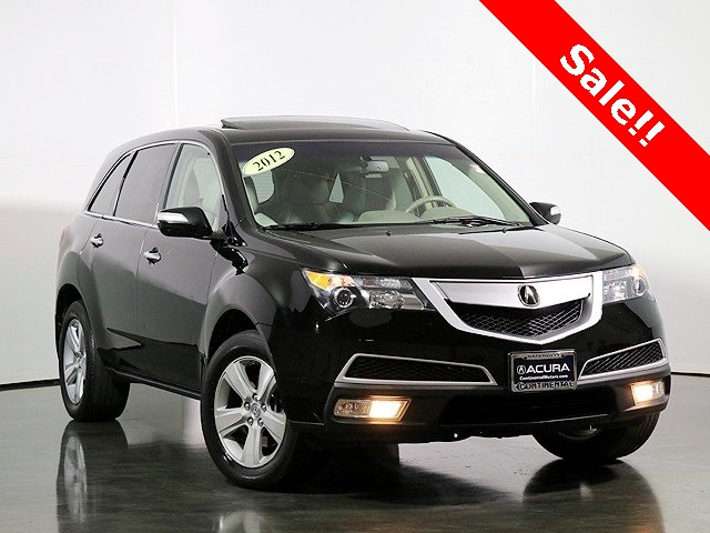 Pre-Owned 2012 Acura MDX AWD