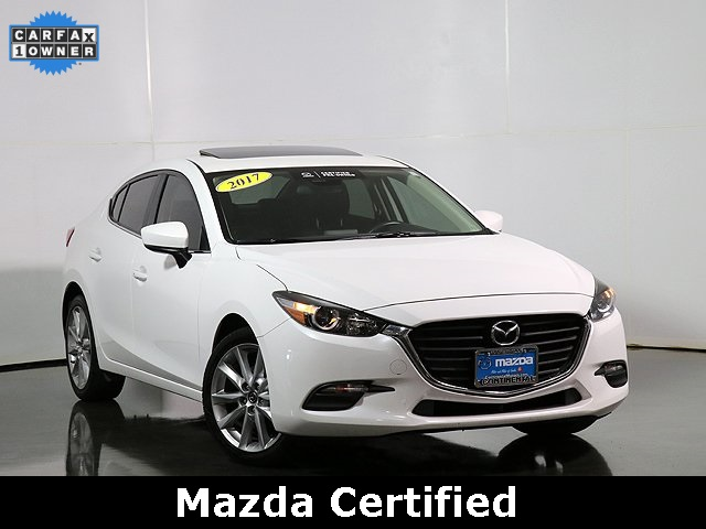 Pre-Owned 2017 Mazda3 Touring Popular Equipment Package