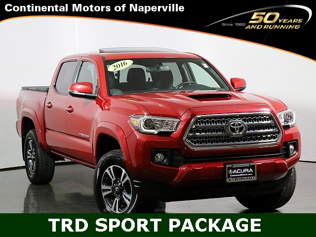 2016 Toyota Tacoma For Sale >> Used 2016 Toyota Tacoma For Sale Chicago Il Naperville 1p7784
