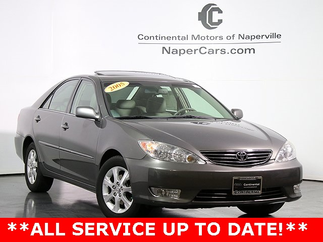 Pre-Owned 2005 Toyota Camry XLE