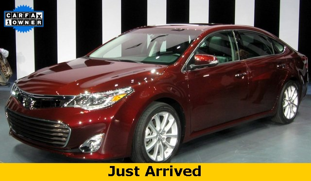 2013 Toyota Avalon For Sale >> Pre Owned 2013 Toyota Avalon Limited Fwd 4d Sedan