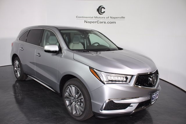 pre owned 2017 acura mdx sh awd w technology package 4d sport utility in naperville h700. Black Bedroom Furniture Sets. Home Design Ideas