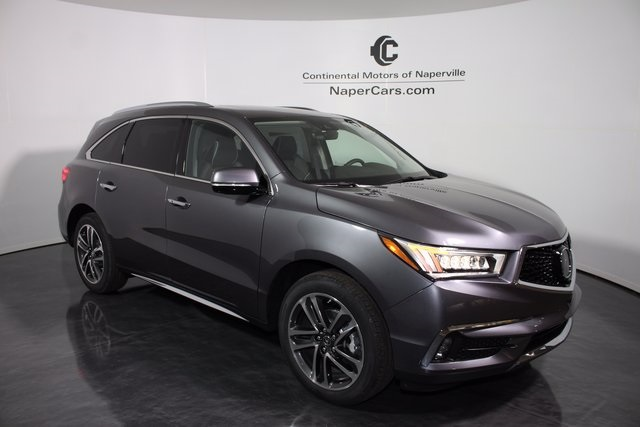 new 2017 acura mdx sh awd with advance package 4d sport utility in naperville h539. Black Bedroom Furniture Sets. Home Design Ideas