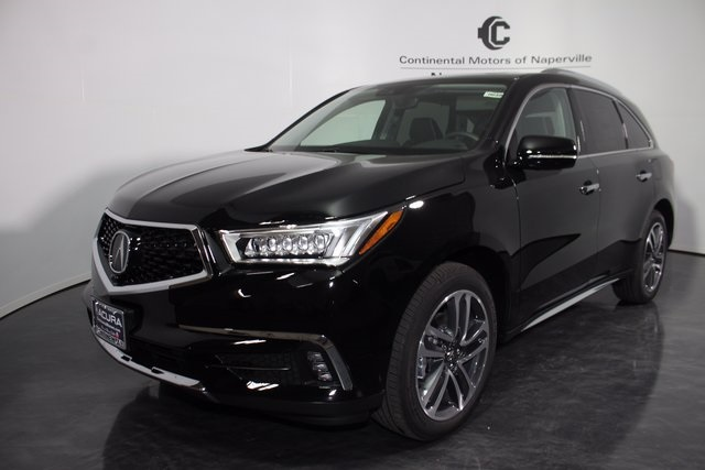 new 2017 acura mdx sh awd with advance and entertainment packages 4d sport utility in naperville. Black Bedroom Furniture Sets. Home Design Ideas