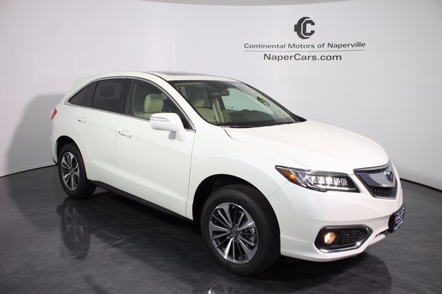 new 2017 acura rdx awd with advance package 4d sport utility in naperville h518 continental. Black Bedroom Furniture Sets. Home Design Ideas