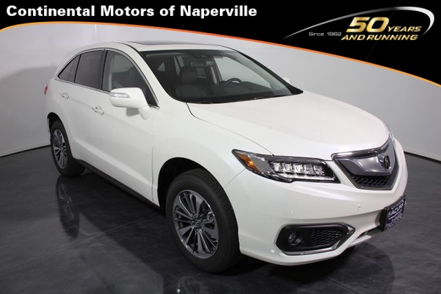 new 2017 acura rdx awd with advance package 4d sport utility in naperville h189 continental. Black Bedroom Furniture Sets. Home Design Ideas