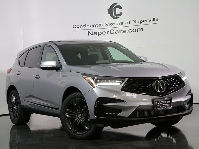New 2019 Acura Rdx For Sale Chicago Il Naperville 1k284