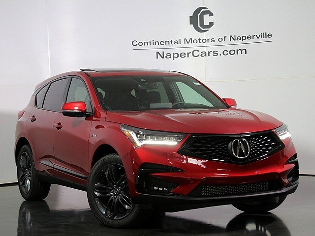 New 2019 Acura Rdx For Sale Chicago Il Naperville 1k291