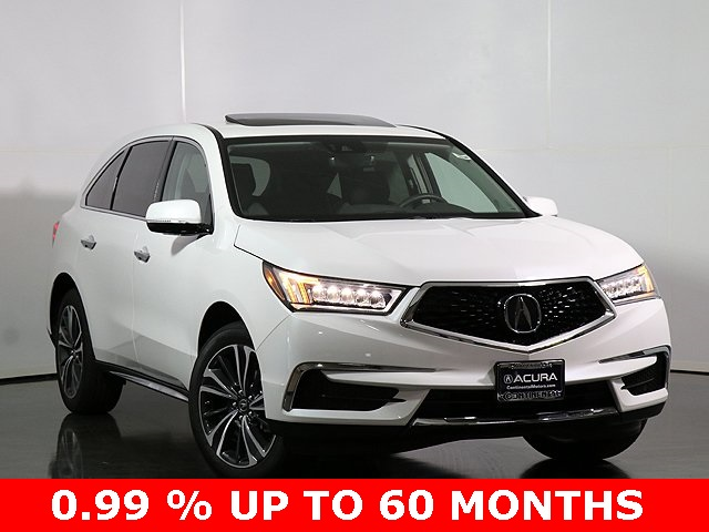 Pre-Owned 2020 Acura MDX SH-AWD