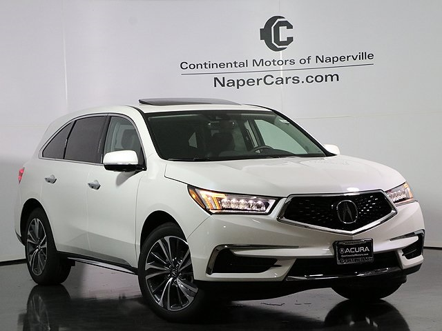 Pre-Owned 2019 Acura MDX SH-AWD