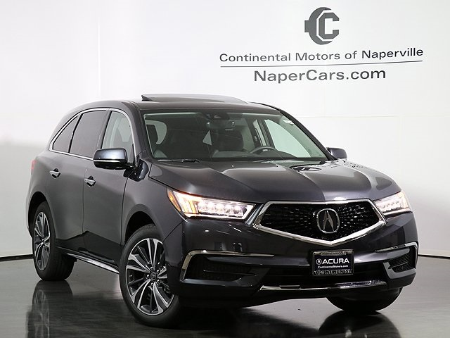 New Acura MDX AWD TECH P D Sport Utility In Naperville K - Acura mdx replacement parts