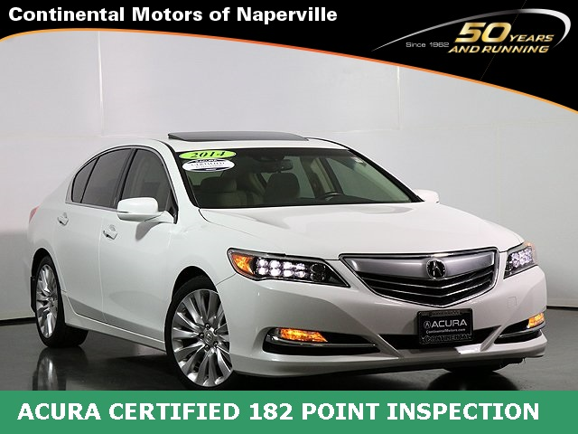Pre-Owned 2014 Acura RLX Technology Package