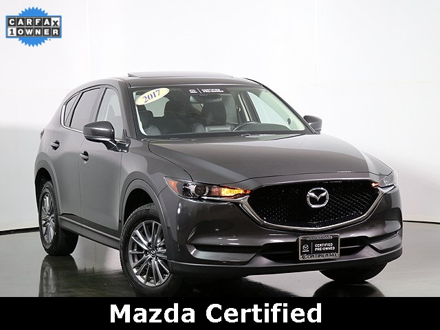 Pre-Owned 2017 Mazda CX-5 Touring W/Preferred Equipment Package