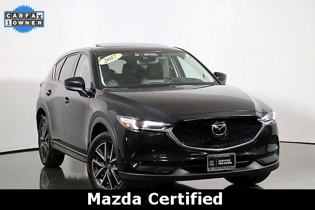 Pre-Owned 2017 Mazda CX-5 Grand Touring Premium Package