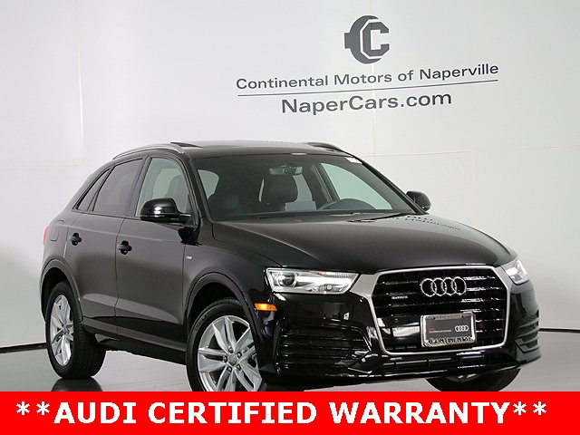 PreOwned Audi Q T Premium D Sport Utility In Naperville - Audi pre owned