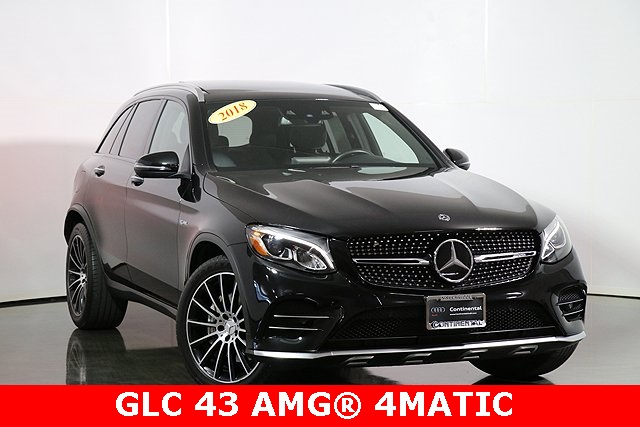 Pre-Owned 2018 Mercedes-Benz GLC GLC 43 AMG®