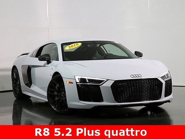 Pre-Owned 2018 Audi R8 5.2 Plus