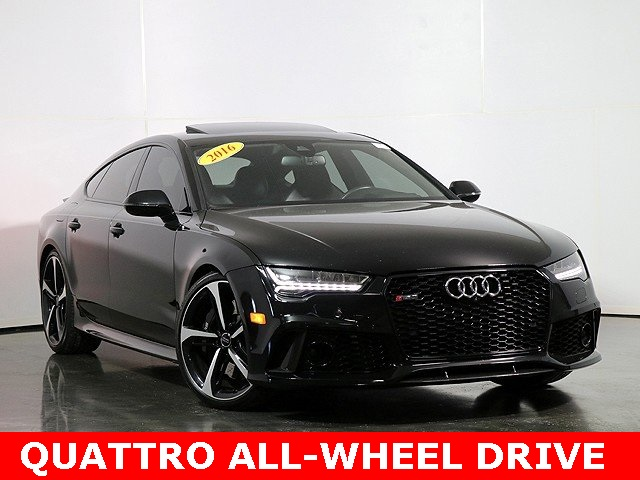 Pre-Owned 2016 Audi RS 7 4.0T Prestige