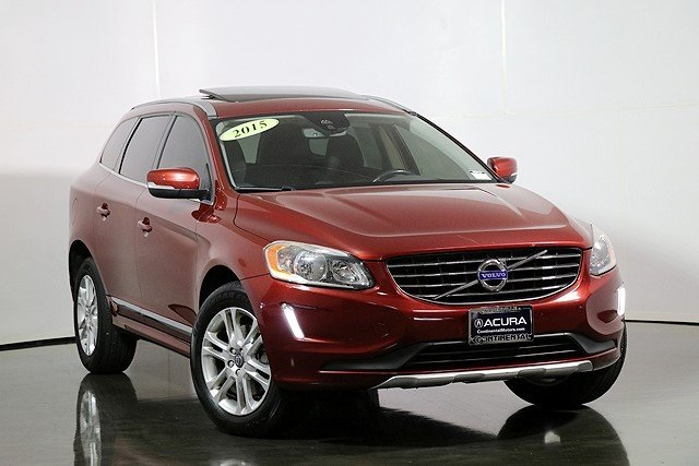 Pre-Owned 2015 Volvo XC60