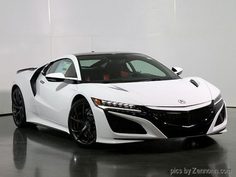 New 2019 Acura NSX