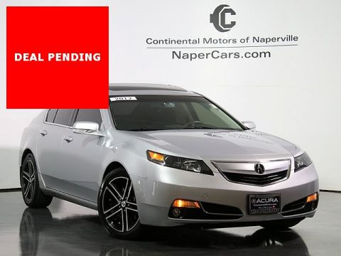 Pre-Owned 2012 Acura TL w/Technology Package FWD 4D Sedan