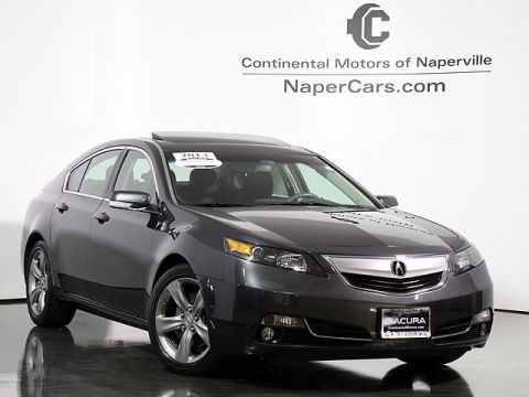 Pre-Owned 2013 Acura TL w/Technology Package