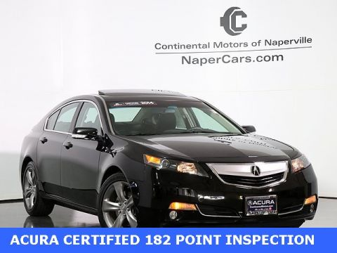 Pre-Owned 2014 Acura TL w/Technology Package