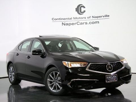 New 2018 Acura TLX 2.4 8-DCT P-AWS FWD 4D Sedan