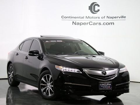 Pre-Owned 2015 Acura TLX w/Technology Package