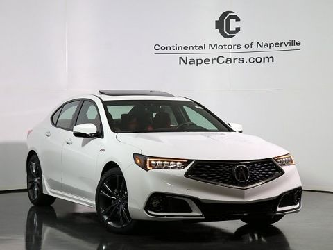 Pre-Owned 2019 Acura TLX A-Spec