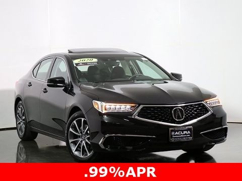 Certified Pre-Owned 2020 Acura TLX V-6 SH-AWD